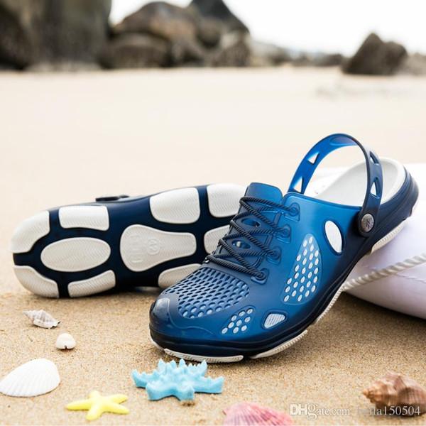 top quality Designer Mens Sandals Summer Stripped Slippers Men Flip Flops Summer Beach Rubber Shoes Male Flats Sandals Black Blue Army Green