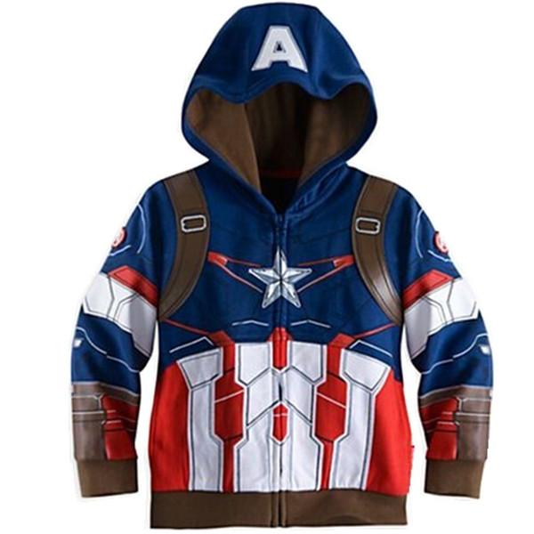 Big size little pony Sweater Kids Boys Girls Jacket Children's Avengers Coats,Boy's Lron man Hoodies,Children Clothing Spiderman