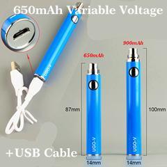 650mah Ugo-v battery & usb