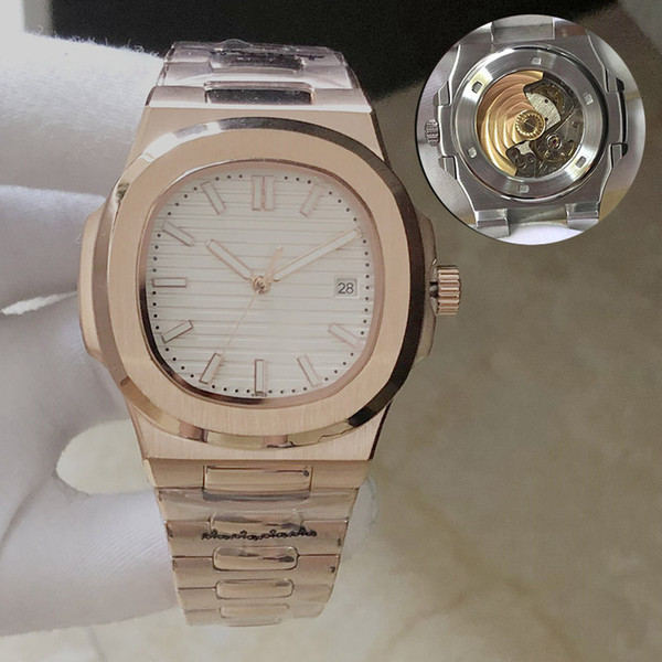 rose gold with White