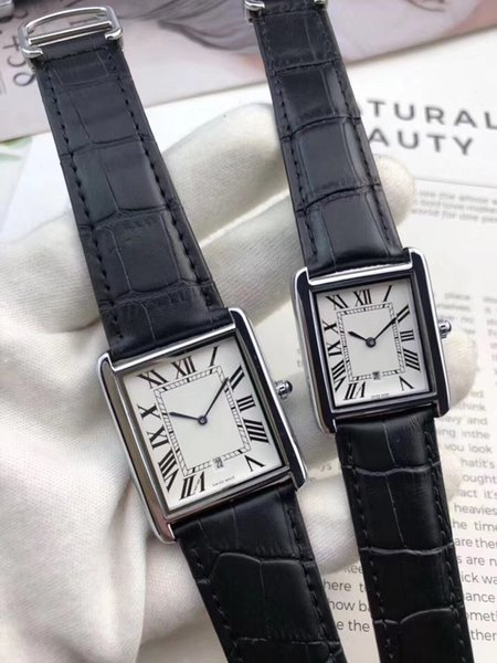 2018 Fashion Women Leather Band Dress Quartz Wrist Watches Luxury Top Brand White Casual Ladies Wristwatch Relogio Feminino