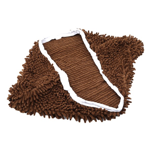 Pet Products New Chenille Multipurpose Big Size Quick Water Absorption Dog Bath Towel Pet Quick-Dry Puppy Dog clean Towel