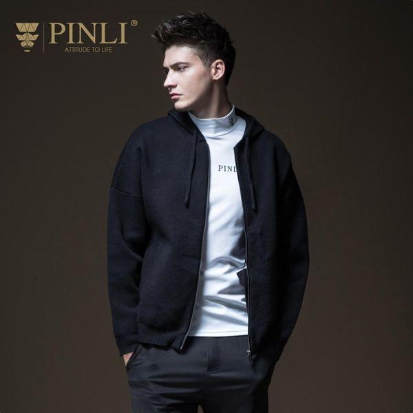 B183310636 Jacket Cardigan Malhas do Eden Park Longa Mens Masculino Parque Longa Mens pulôver Pinli Pin Autumn New Men