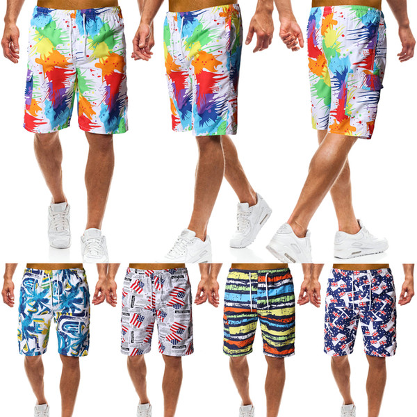 Department of The United States Army Boardshorts Mens Swimtrunks Fashion Beach Shorts Casual Shorts Swim Trunks