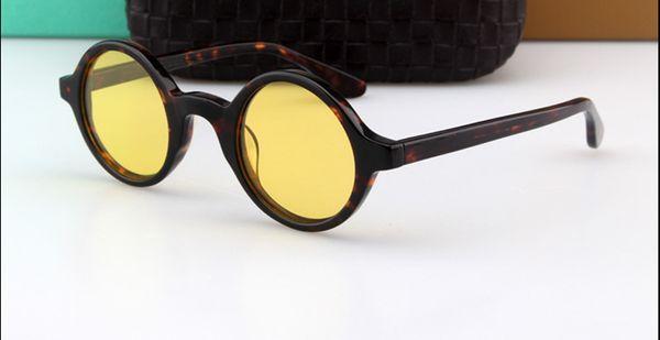 quadro tartaruga + amarelo nightvision