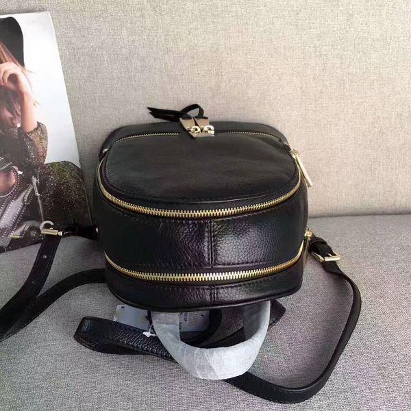 Nuovi scaffali esplosioni di lusso grandi nomi stilista femminile di moda di lusso signore nailless zaino personalità studente di viaggio zaino