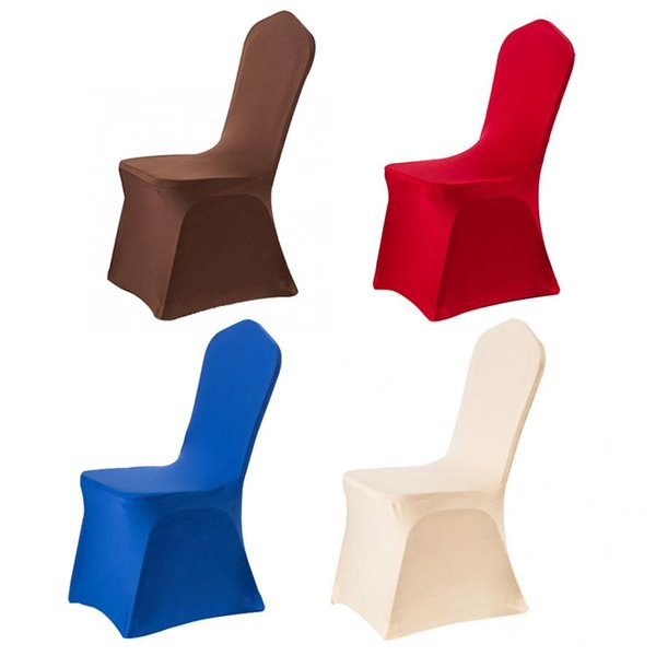 Astounding Modern Detachable Elastic Slipcover Chair Cover Hotel Wedding Dining Room Decor Chair Covers Hot Tablecloth And Chair Cover Rentals Chair Sashes For Caraccident5 Cool Chair Designs And Ideas Caraccident5Info