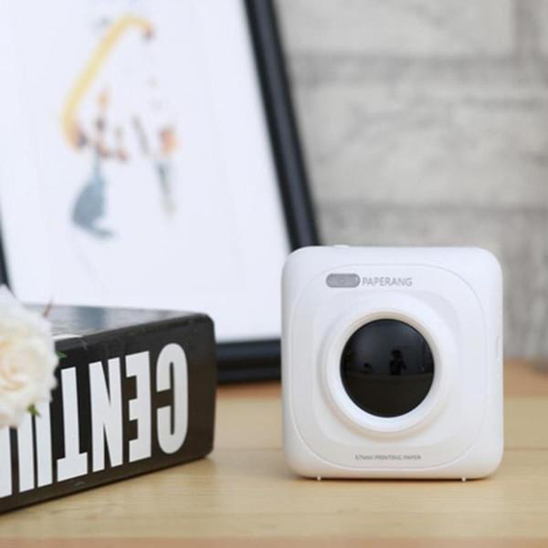 Alta quility P1 portátil Bluetooth4.0 impresora térmica Mini impresora fotográfica para Pocket teléfono móvil para Android 1000mAh