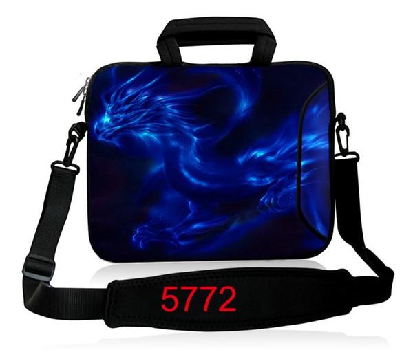 Portable 10 12 13.3 14 15.4 17.3 inch Business Handbag Laptop briefcase Shoulder Bag Notebook tablet Case for men women SB-5772