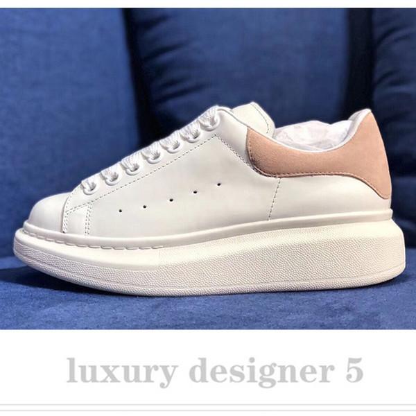 Designer de luxe chaussures de sport pour hommes et femmes bas prix meilleur top compteurs de la mode dernière couleur correspondant à plate-forme chaussures casual en plein air T142