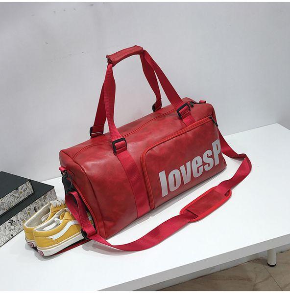 2018 low-cost luxury designer classic luxury zipper sports travel shoulder bag three colors