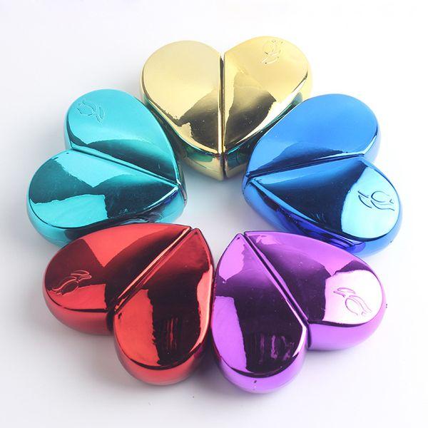 Sıcak Satış 25ml Cam Mix Renkler üzerinde Şişeler Boş Doldurulabilir Parfüm Atomizer Taşınabilir Fragrance Cam şişeler Sprey
