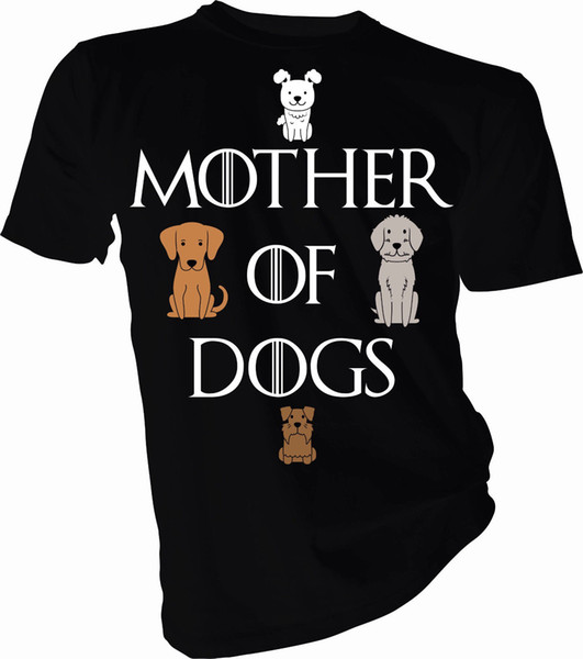 7267fcfa Mother Of Dogs, Dog, Pet, Pets Game Of Thrones Adult & Kids T ...