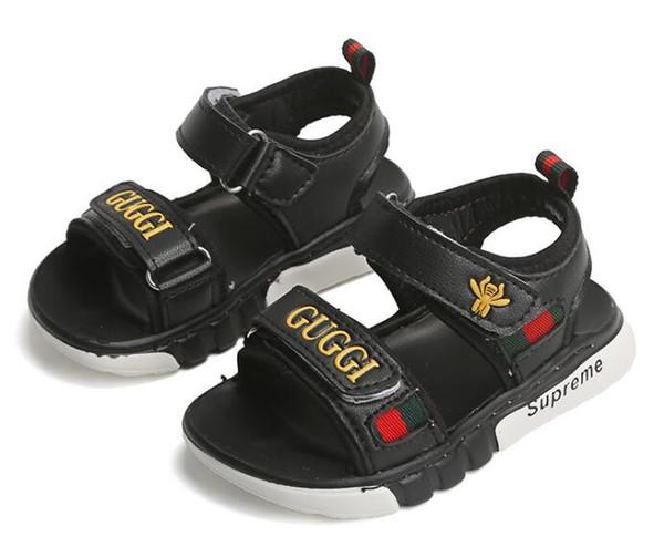 Heiße Verkauf Sommerkinder Jungen und Mädchen Sandalen Babyschuhe Kleinkind Hausschuhe Mode Kinder Sandalen Schuhe Größe 21-35
