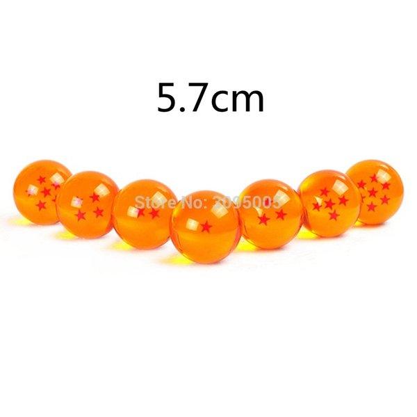 5,7 centímetros Orange Nenhuma Box