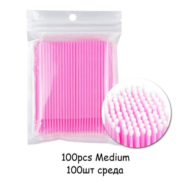 100pcs Pink
