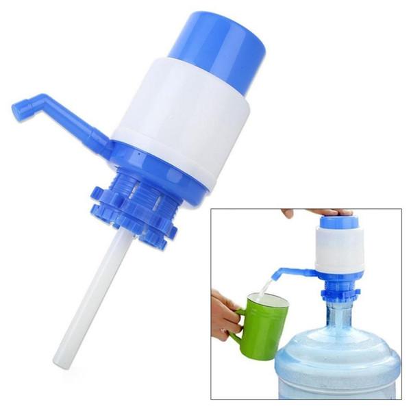 Kurze Handpresse Handpumpe Wasserspender 5 Gallonen abgefüllte Trinkwasserpumpe