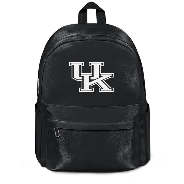 Package,backpack Kentucky Wildcats basketball logo black outdoor Classicpackage convenient yoga athleticbackpack