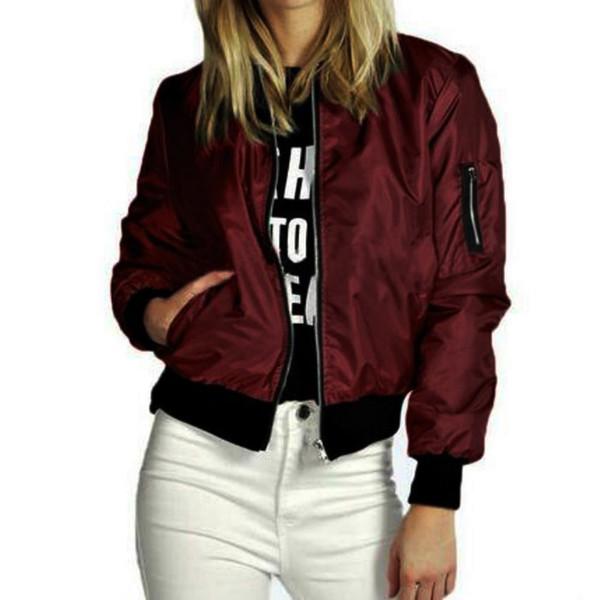 JAYCOSIN Outwear Slim Biker Motorcycle Soft Zipper Jacket Short Jacket Casual Short Jacket Metal Biker 2019 Autunno