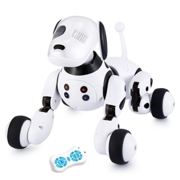 Acheter Dimei 9007a électronique Pet Intelligent Chien Robot Jouet 24g Intelligent Sans Fil Parlant Télécommande Enfants Cadeau Pour Lanniversaire