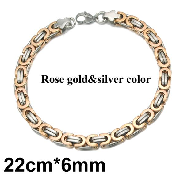 rose gold 6mm