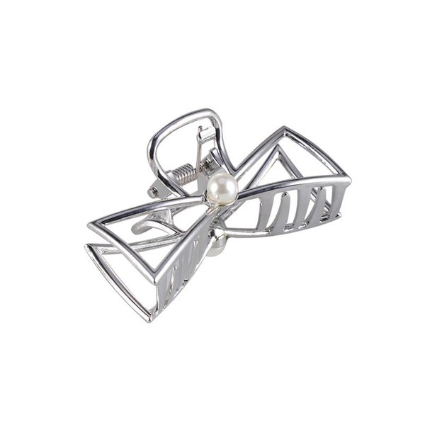 Hair Claw Clip Alloy Hair Clip Accessories Claw Clamp for Ladies Women Girls