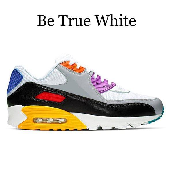 Будь Истинным Белым