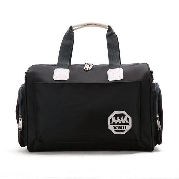 Homens Sacos de Viagem de Grande Capacidade Moda Cubos De Embalagem À Prova D 'Água Bagagem Duffle Bag Casuais Sacos de Viagem 20% de desconto T558