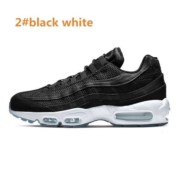 2 черный белый