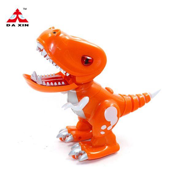 Smart Remote Control Toy Spray Dinosaur Multifunctional Light Music Dancing Children interactive toys