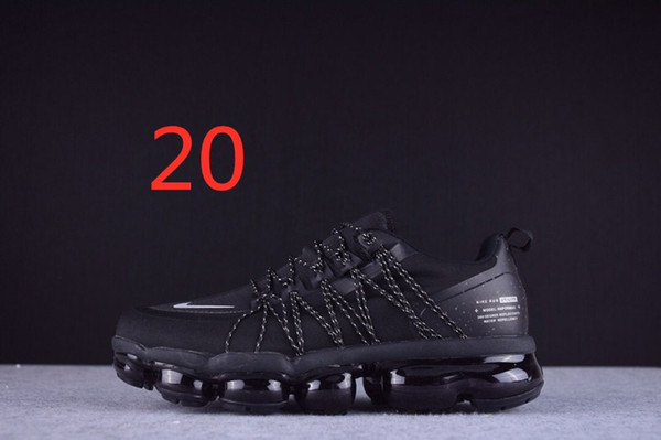 best selling Brand New Mxamropavs Utility Men Desig Shoes Top Black Anthracite White Reflect Silver Casual Shoes Sport Sneakers Various colors