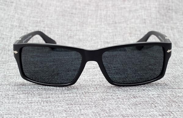 Vente en gros-Marque Chaude PERSOL Marque Polarisée Conduite Homme Lunettes de Soleil Mission Impossible4 Tom Style De Croisière UV400 Oculos De Sol Masculino