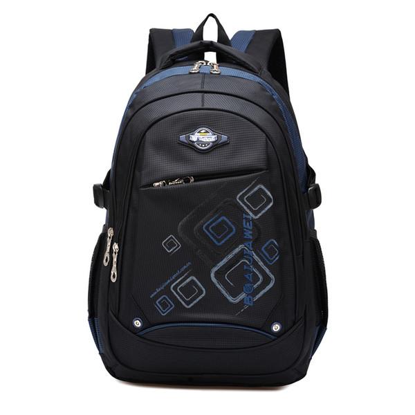 New Children School Bags for Teenagers Boys Girls Big Capacity School Backpack Waterproof Backpack Satchel Kids Book Bag Mochila