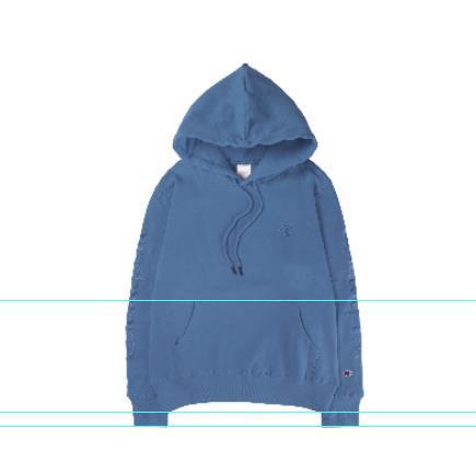 Толстовки с капюшоном чемпионов дизайнерские мужские толстовки с двойным рукавом вышивка логотипа человек свитер с капюшоном высокое качество S-XL толстовка пуловер модные топы