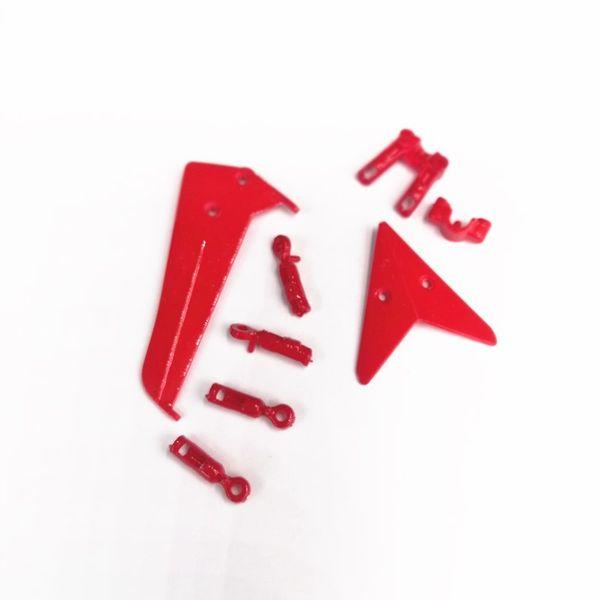 Red Tail Recortar elemento de fijación