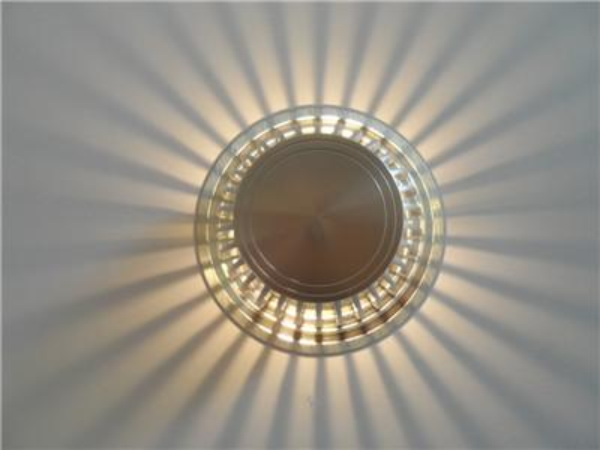 warm white light