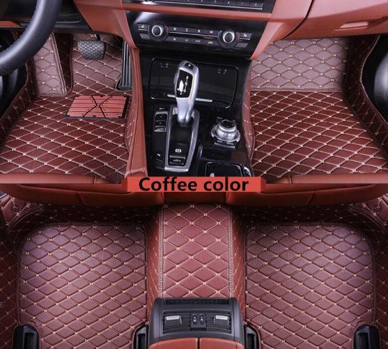 Suitable for Toyota RAV4 five-seat 2006-2008 automotive interior mat non-toxic non-slip anti-slip