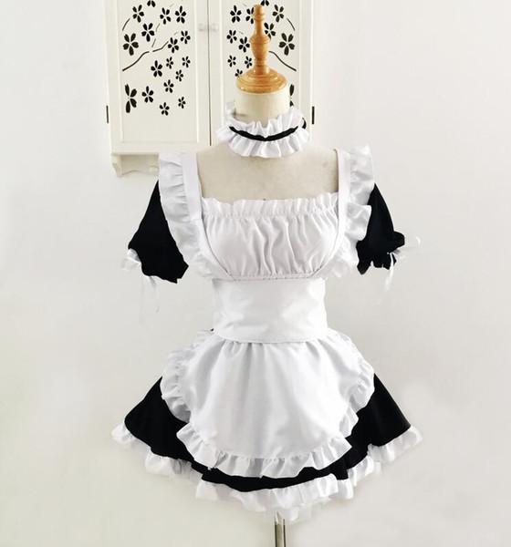 Anime Yosuga no Sora Kasugano Sora Cartoon Maid cosplay Lolita Chicas japonesas dulces Lolita vestidos S-3XL