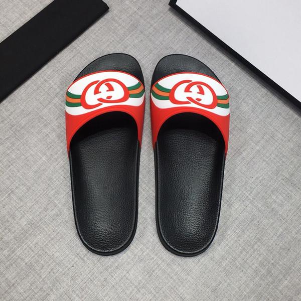 Tamaño de venta 35-45 de alta calidad marca superestrella sandalias de diseño de moda de moda de estilo caliente hombres sandalias sandalias de mujer 124