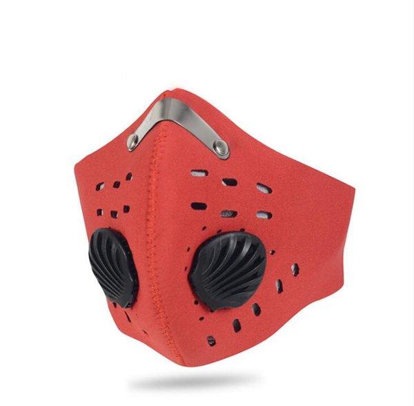 Красный (1 * маска + 2 * фильтр колодки)