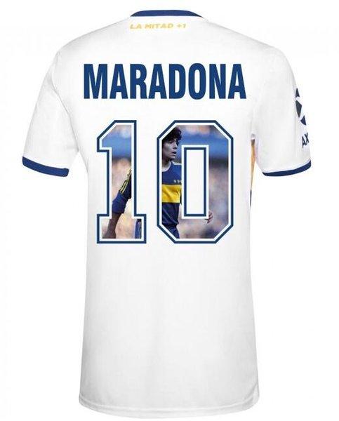 Boca 20 21 Maradona
