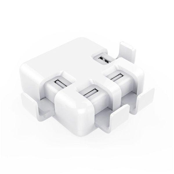 USB-Smart-Multi-Port-Tablets mit schnellem Aufladen, Telefon-Digital-Ladegeräten für iPhone
