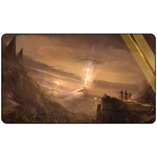 Magic Board Game Playmat:WRATH OF GOD 60*35cm size Table Mat Mousepad Play Matwitch fantasy occult dark female wizard2Trial oTE