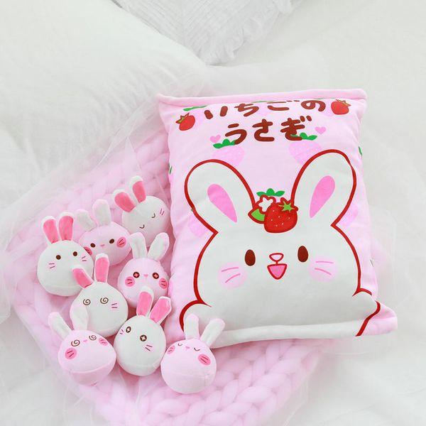 8PCS 토끼