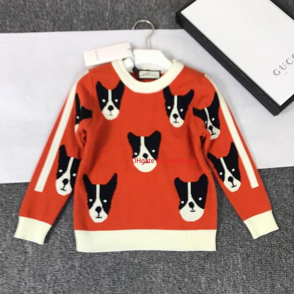 2019 nova alta qualidade outono e inverno camisola infantil190814 # 002w9c6j9