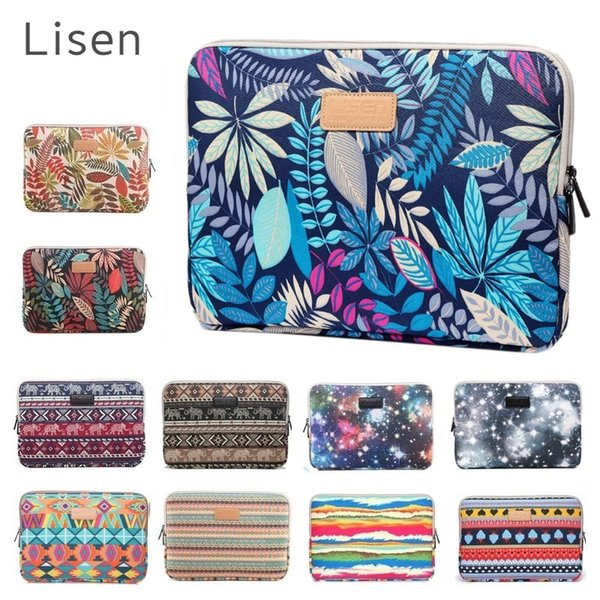 """2018 Brand Lisen Sleeve Case For Laptop 11"""",12"""",13"""",14"""",15"""",15.6 inch, For ipad 9"""", Bag For MacBook Air Pro 13.3"""", Free Shipping"""