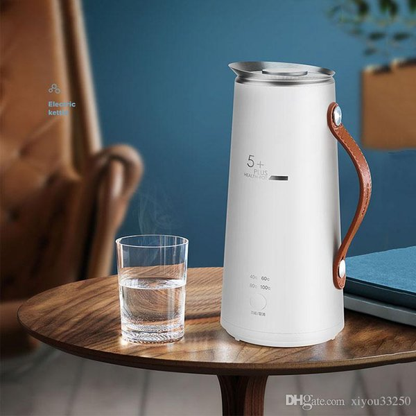 New Thermal 220V Insulation Electric Water Kettle With Memory Function Temperature Setting Portable Water Boiler 0.6L