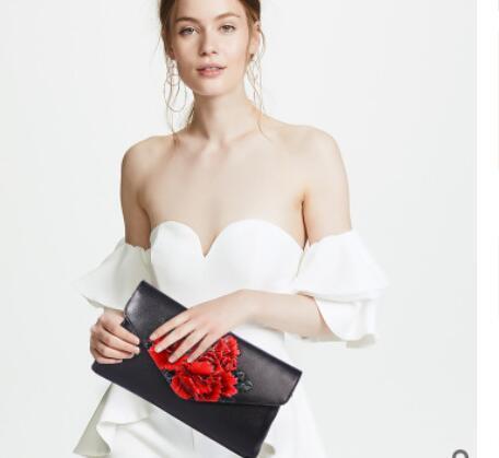 Sac à main femme en cuir nouvelle version coréenne de la grande capacité chaîne marée sac besace en cuir de mode