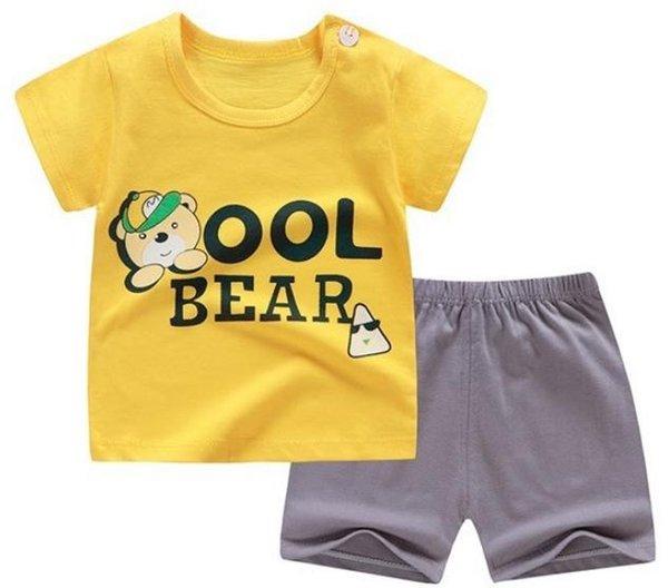 Желтый медведь