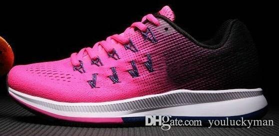 Compre Nuevo Nike Air Zoom Pegasus 35 Shield Utility Reflective Olive Green Turbo Calzado Para Hombre Maratón 33s Mujer Y Hombre Entrenadores 36 45 A